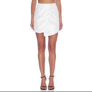 Keepsake the Label   Silk Tessellate Skirt
